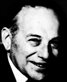 Photograph of BENJAMIN GRAHAM