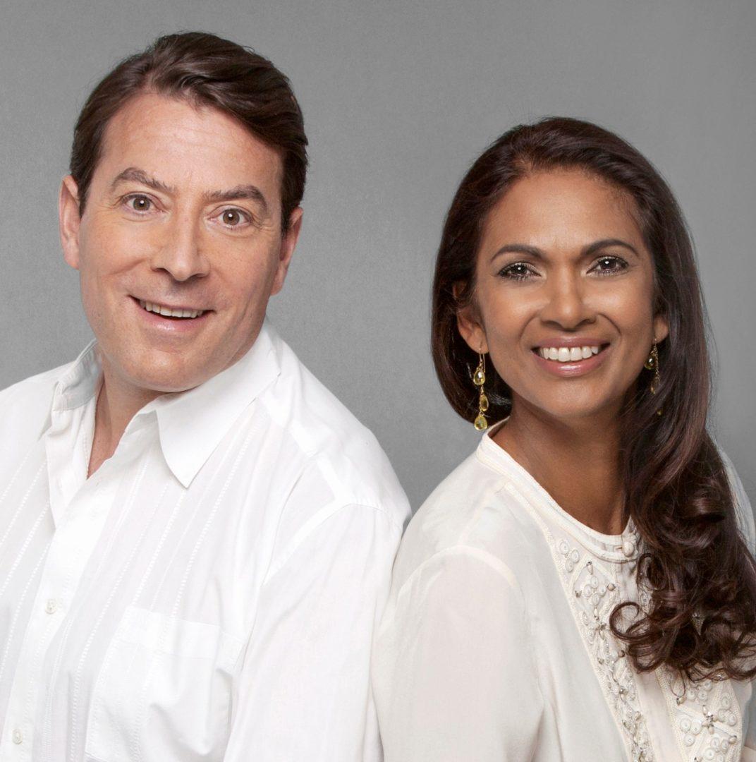 Alan and Gina miller head shot