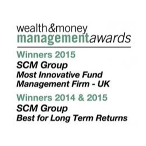 Wealth & Money Management award